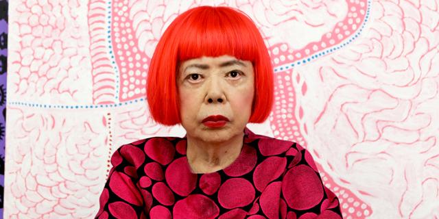 מתפללת לאהבה: האמנית היפנית בת ה־90 יאיוי קוסאמה היא סופרסטאר