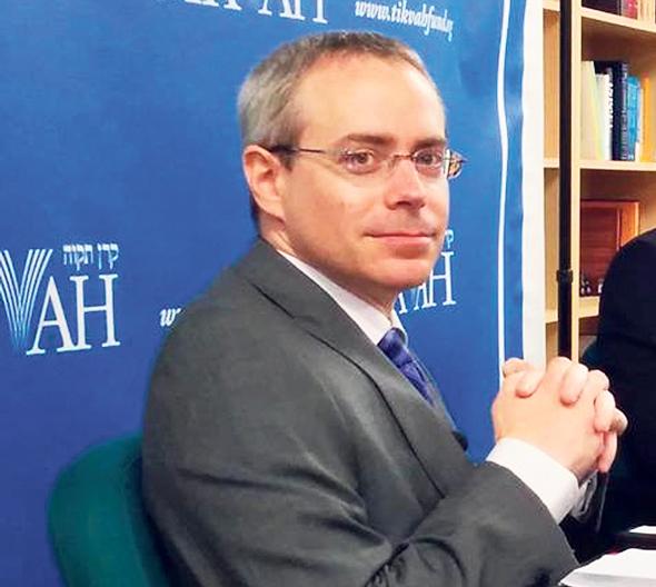 """ד""""ר רן ברץ, ראש מחלקת הדוברות לשעבר בלשכת ראש הממשלה"""