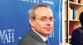 """ד""""ר רן ברץ ראש מחלקת הדוברות לשעבר בלשכת ראש הממשלה"""