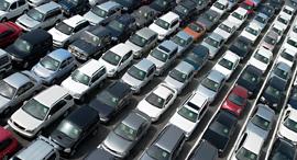 יבוא מכוניות חדשות רכב נמל, צילום: שאטרסטוק