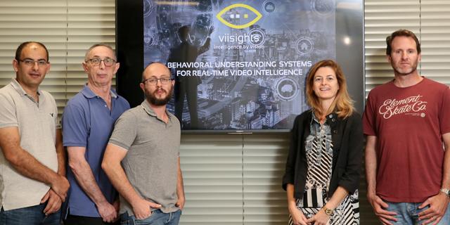 חברת Viisights גייסה 10 מיליון דולר למערכות ניטור בווידאו