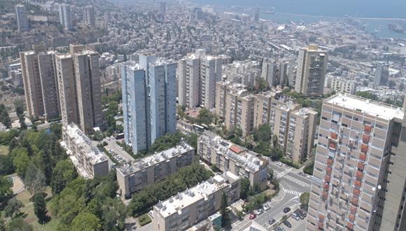 """מתחם פייזר ב נווה שאנן ב חיפה זירת הנדל""""ן"""