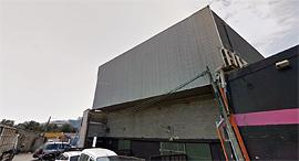 מועדון האומן 17 תל אביב, צילום: google street view