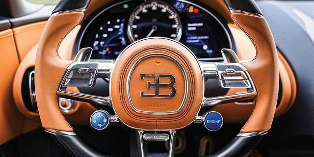 """בוגאטי מתכננת מכונית חשמלית """"עממית"""", במחיר של בין 500 אלף למיליון יורו"""