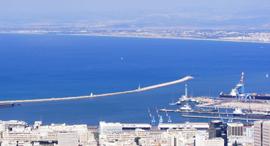 נמל חיפה, צילום: נירית האן