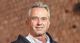 Robert F. Kennedy Jr. Photo: Ohad Zwigenberg