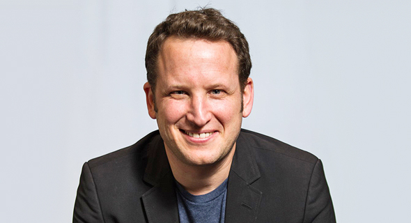 Aviad Harell, Sisense chief operating officer and co-founder. Photo: Sisense