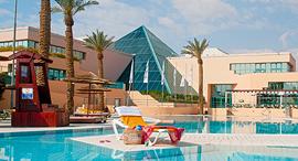 מלון מג'יק סאנרייז בקיבוץ אילות, צילום: אתר פתאל