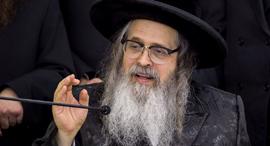 """האדמו""""ר מסאטמר הרב זלמן לייב טייטלבוים, צילום: האחים לענטשווסקי"""