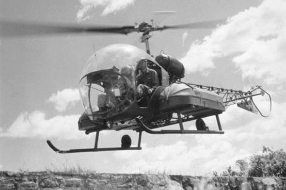 מסוק הבל 47. מי מכיר, מי זוכר את הסדרה מ.א.ש?, צילום: U.S. Army