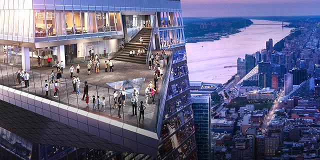 מתכננים ביקור בניו יורק? יש אטרקציה חדשה בעיר
