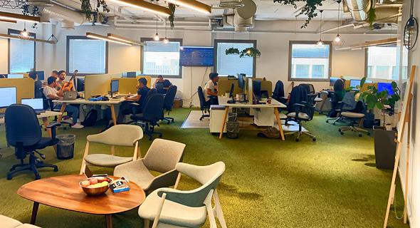 המשרדים החדשים של Syte
