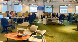 המשרדים החדשים של Syte, צילום: אריאל גייפמן