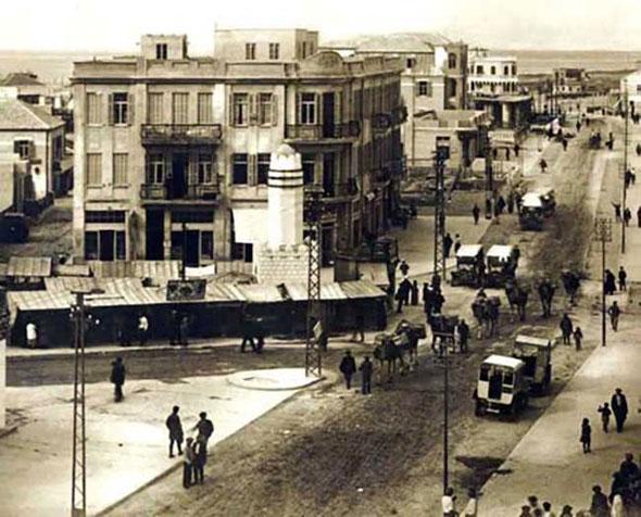 כיכר מגן דוד. 1924