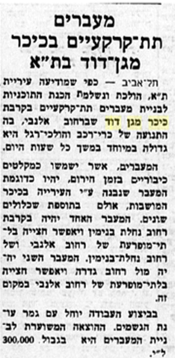 עיתון קול העם. 1959