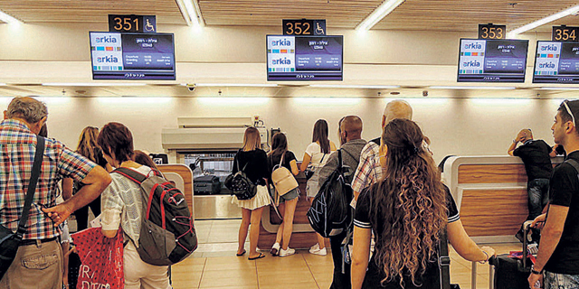 רשות התחרות תבחן את אבטחת המטוסים הישראליים