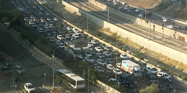 Congestion Tax Is the Best Solution for Tel Aviv Traffic, Says OECD