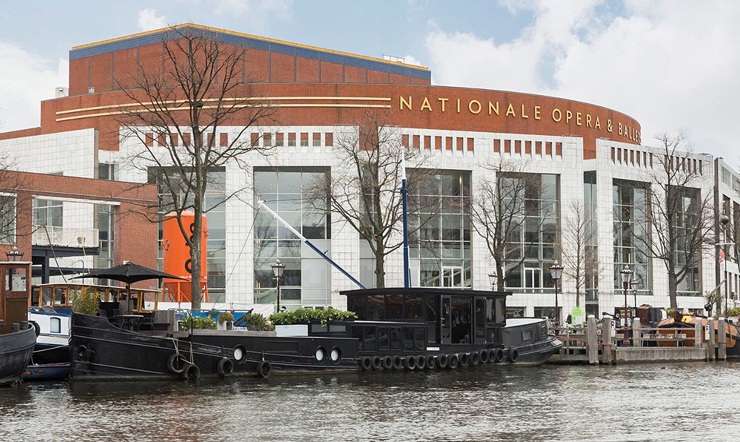 בית הסירה מבחוץ, צילום: Netherlands Sotheby