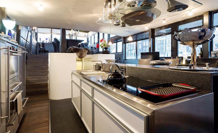 מטבח חדשני, צילום: Netherlands Sotheby
