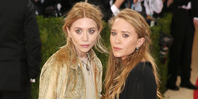 התאומות מרי קייט ואשלי אולסן פתחו חנות החדשה של המותג The Row בלונדון