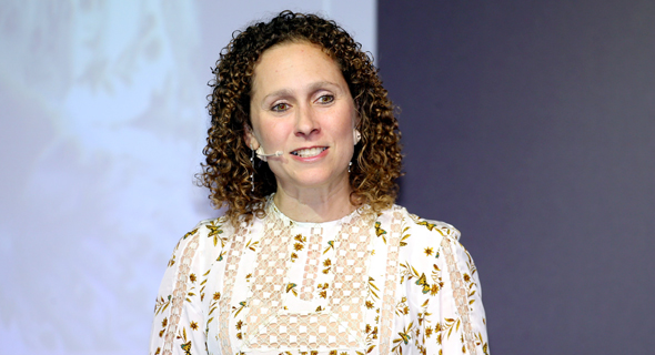 NSO President and CPO Shiri Dolev. Photo: Yariv Katz
