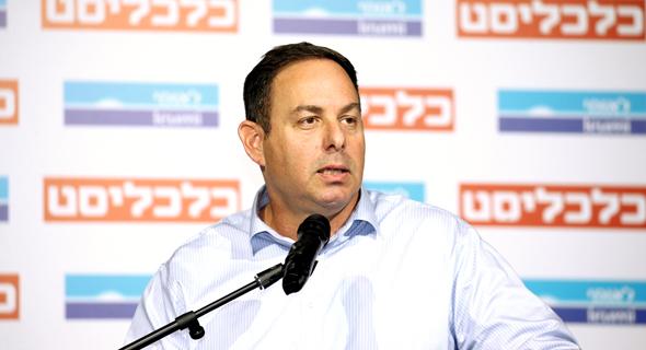 Elad Aharonson. Photo: Yariv Katz