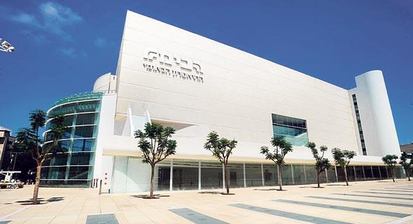 בניין הבימה, צילום: אוראל כהן
