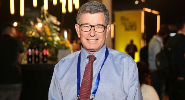 """דני גולדשטיין, מנכ""""ל דואר ישראל, צילום: אוראל כהן"""