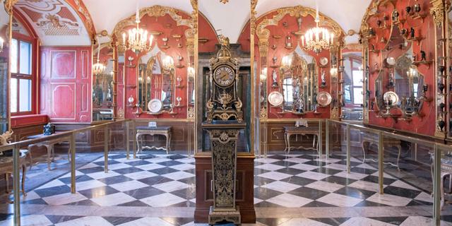 שודדים פרצו למוזיאון בדרזדן וגנבו תכשיטים יקרי ערך בשווי של עד מיליארד יורו