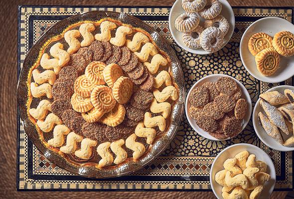 """הממתקים של """"מנאל"""". """"הרבה יותר מכנאפה"""", צילום: אפיק גבאי"""