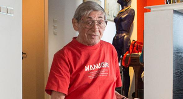 דן ריזינגר, צילום: תומי הרפז