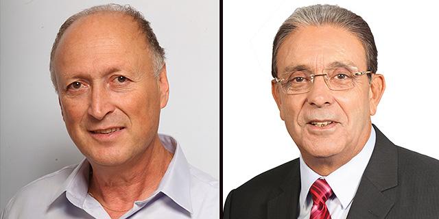 החשודים בפרשת השחיתות: ראש עיריית טירת כרמל וסגנו, אחיו של שלום אסייג