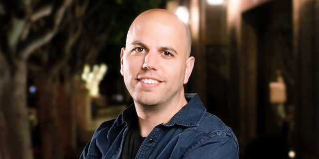 HoneyBook co-founder and CEO Oz Alon. Photo: HoneyBook