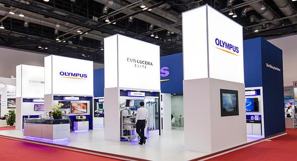 Olympus. Photo: Shutterstock