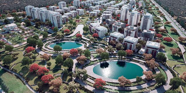 הוועדה המחוזית אישרה בניית 1,000 דירות בשכונת אור ים באור עקיבא