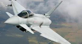 הקברניט טייפון יורופייטר מטוס קרב, צילום: RAF