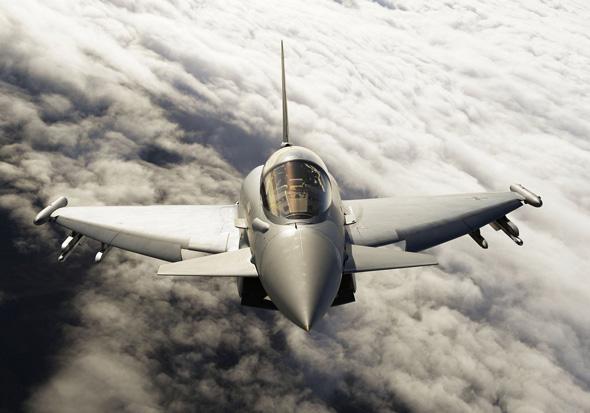 נעים להכיר: יורופייטר טייפון, צילום: Airbus