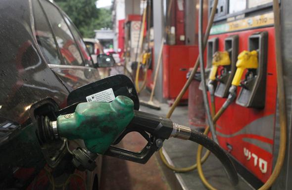הדלק מתייקר ב-4 אגורות לליטר, צילום: אוראל כהן