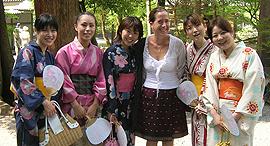 יפן פגישת עסקים עירית להב , צילום: עירית להב