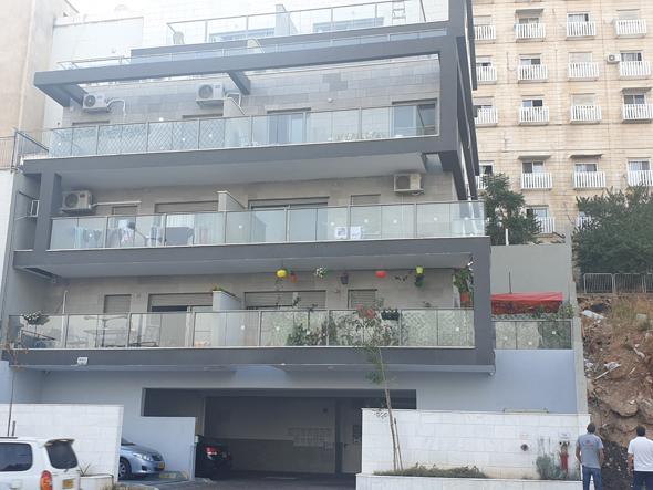 הפרויקט של קבוצת גמליאל ברחוב החשמל בחיפה