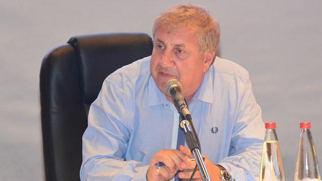 שדרן הרדיו יעקב ברדוגו, צילום: מאיר אוחיון