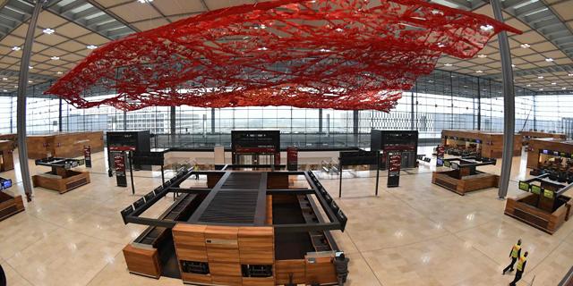 אחרי 8 שנים של דחיות - נמל התעופה החדש של ברלין ייפתח באוקטובר 2020