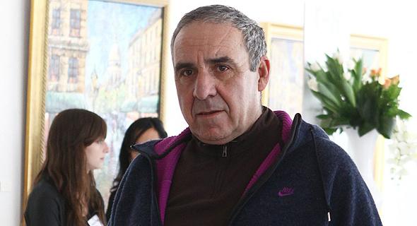 משה קפלינסקי, צילום: אוראל כהן