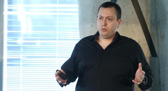 """מייסד ומנכ""""ל טריגו, מיכאל גבאי, צילום: אוראל כהן"""