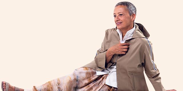 מעצבת האופנה אילנה אפרתי מתרחבת גם לקרמיקה