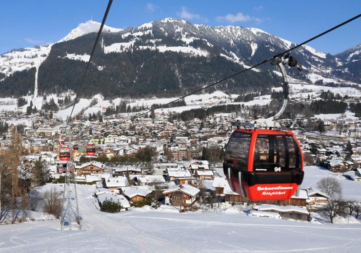 Kitzbhel, אוסטריה. מקום 24 - כמעט הכי יקר ברשימה