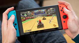 נינטנדו סוויץ', צילום: Nintendo
