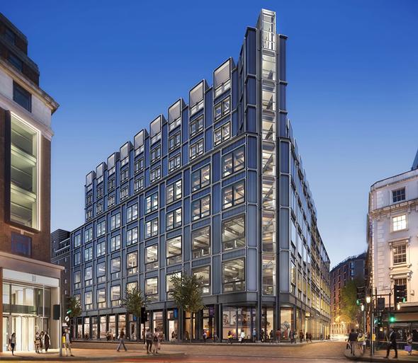 'בניין הדואר' בלונדון
