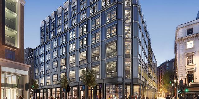 מייסד זארה קרוב לרכישת מגדל הדואר בלונדון ב-600 מיליון פאונד