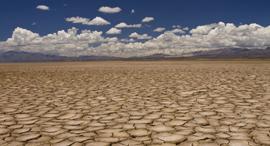 בצורת. למשבר האקלים יש תרומה משמעותית
